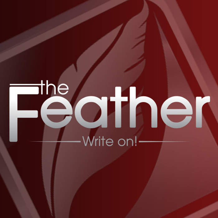 feather square