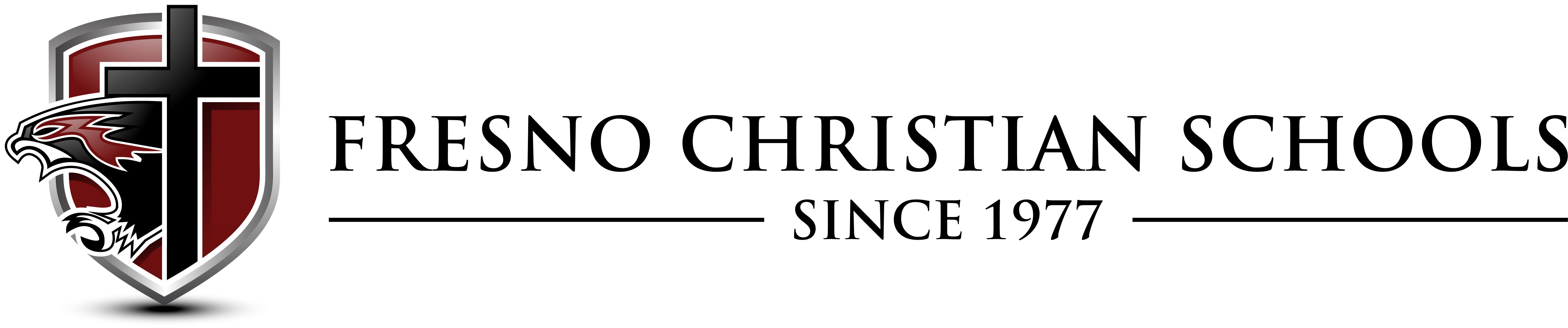 Fresno Christian Schools Retina Logo